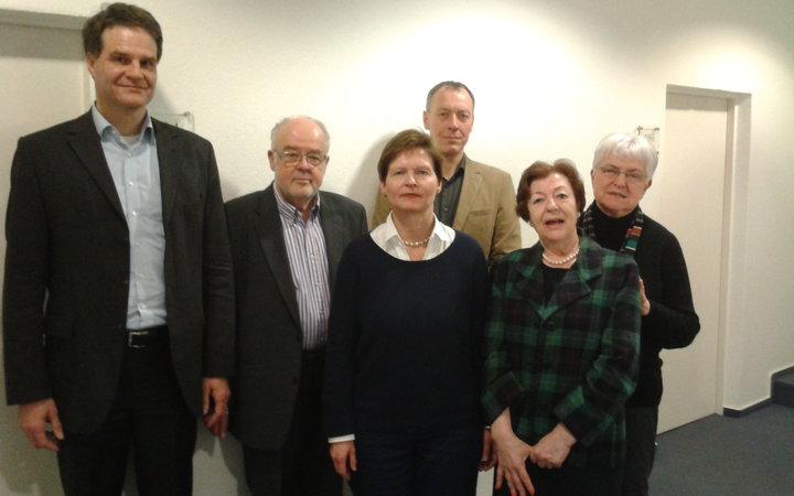 Evangelische akademie zu berlin neuer vorstand des for Barbara karlich neuer freund