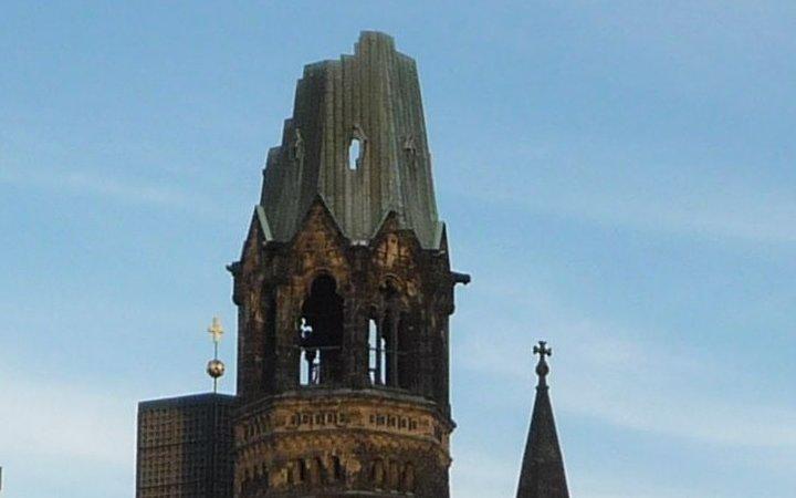Die Kaiser Wilhelm Gedachtniskirche Als Symbol Evangelische Akademie Zu Berlin