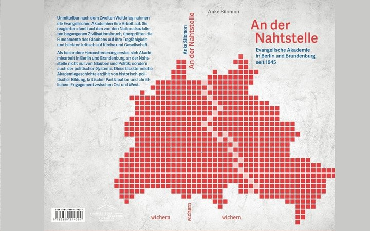 Cover An der Nahtstelle