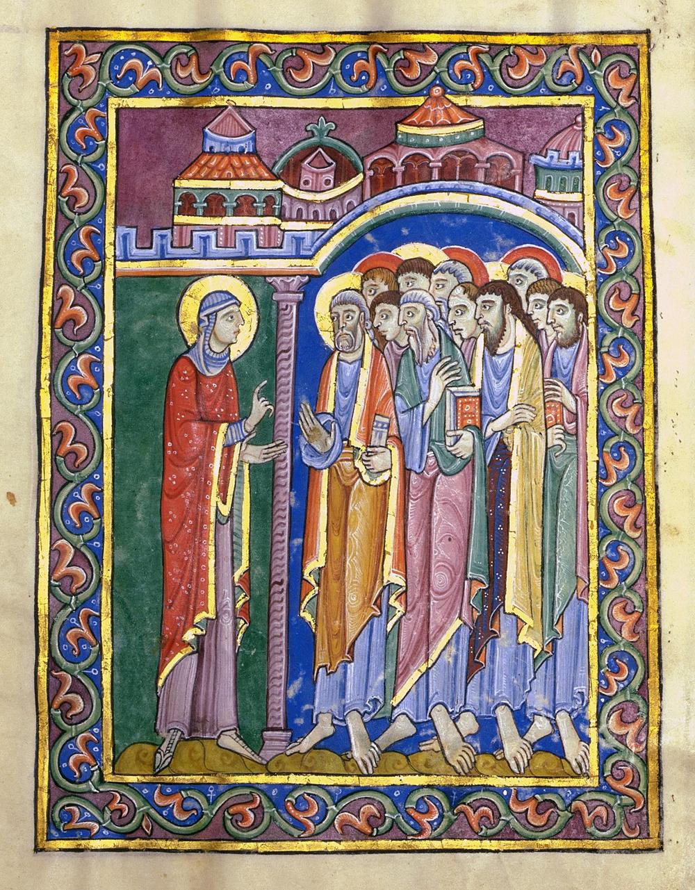 Berlin evangelium ägyptisches maria der magdalena museum gefunden?: Forscher